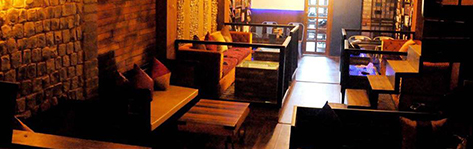 Happy dining offers and reservation in new delhi sbi card for Qubitos the terrace cafe